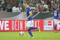 Niklas Moisander (Finnland) - Deutschland vs. Finnland, Borussia Park, Mönchengladbach