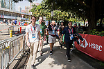 MCB Commentary Box Tour during the HSBC Hong Kong Rugby Sevens 2018 on 08 April 2018, in Hong Kong, Hong Kong. Photo by Yu Chun Christopher Wong / Power Sport Images