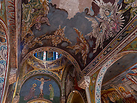 orthodoxe Rosenkirche-Crkva Ruzica, Festung Kalemegdan, Belgrad, Serbien, Europa<br /> Orthodox Roses church Crkva Ruzica in the fortress Kalemegdan,  Belgrade, Serbia, Europe