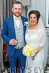 Murphy/Buckley wedding in the Ballyroe Heights Hotel on Saturday March 14th.