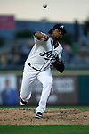 Reno Aces' Carlos Havas pitches against the Tacoma Rainiers, in Reno, Nev., on Friday, May 28, 2021. <br /> Photo by Cathleen Allison