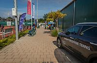 Netherlands, September 12,  2021, Naaldwijk KIA Competition mixed, premier league, LTC Naaldwijk vs TC Leimonias, KIA<br /> Photo: Henk Koster/tennisimages.com