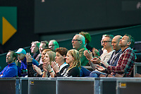 ABN AMRO World Tennis Tournament, Rotterdam, The Netherlands, 19 Februari, 2017, crowd emotion<br /> Photo: Henk Koster