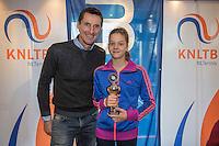 Hilversum, Netherlands, December 4, 2016, Winter Youth Circuit Masters, <br /> Photo: Tennisimages/Henk Koster