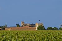 Chateau Ducru Beaucaillou  Saint Julien  Medoc  Bordeaux Gironde Aquitaine France
