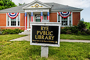 Rye Public Library....located in the historical district of Rye, New Hampshire, USA.