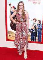 HOLLYWOOD, LOS ANGELES, CA, USA - MAY 21: Cozi Zuehlsdorff at the Los Angeles Premiere Of Warner Bros. Pictures' 'Blended' held at the TCL Chinese Theatre on May 21, 2014 in Hollywood, Los Angeles, California, United States. (Photo by Xavier Collin/Celebrity Monitor)