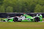 April 11, 2015:  #11 Sebastien Bourdais of KVSH Racing during the Indy Grand Prix of Louisiana at NOLA Motor Speedway in New Orleans, LA. Steve Dalmado/ESW/CSM