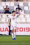 Sardar Azmoun of Iran celebrates scoring the second goal during the AFC Asian Cup UAE 2019 Group D match between Vietnam (VIE) and I.R. Iran (IRN) at Al Nahyan Stadium on 12 January 2019 in Abu Dhabi, United Arab Emirates. Photo by Marcio Rodrigo Machado / Power Sport Images
