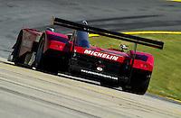 Petit Le Mans, Road Atlanta, Brazelton,GA,USA .30 September,2000  copyright©F.Peirce Williams 2000.The #2 Panoz LMP Roadster..