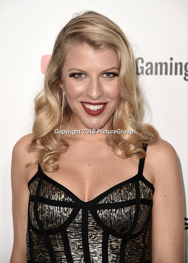 LOS ANGELES - DECEMBER 6: Cali Moore attends the 2018 Game Awards at the Microsoft Theater on December 6, 2018 in Los Angeles, California. (Photo by Scott Kirkland/PictureGroup)