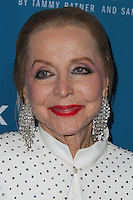"""WESTWOOD, LOS ANGELES, CA, USA - MARCH 22: Anne Jeffreys at the Geffen Playhouse's Annual """"Backstage At The Geffen"""" Gala held at Geffen Playhouse on March 22, 2014 in Westwood, Los Angeles, California, United States. (Photo by Xavier Collin/Celebrity Monitor)"""