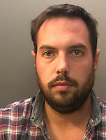 2016 06 30 Luke Hathaway jailed by Merthyr Tydfil Crown Court, UK