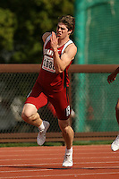 4 April 2007: BJ Otto during the Stanford Invitational at Cobb Track and Angell Field in Stanford, CA.