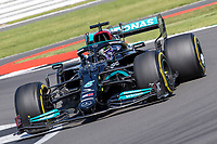 18th July 2021; Silverstone Circuit, Silverstone, Northamptonshire, England; Formula One British Grand Prix, Race Day; Mercedes AMG Petronas F1 Team driver Lewis Hamilton in his Mercedes F1 W12 Mercedes AMG F1 M12