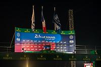 Podium, 24 Hours of Le Mans , Race, Circuit des 24 Heures, Le Mans, Pays da Loire, France