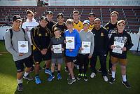 151122 Cricket - Wellington School of Cricket Graduates