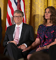MAY 03 Bill And Melinda Gates Divorcing after 27 Years