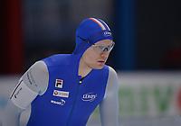 SPEEDSKATING: 24-11-2019 Tomaszów Mazowiecki (POL), ISU World Cup Arena Lodowa, 500m Men Division B, Håvard Holmefjord Lorentzen (NOR), ©photo Martin de Jong