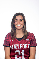 Stanford Field Hockey Portraits and Team Photo, February 26, 2021
