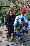 Rachel & Chück On Canopy Tower, Tiputini