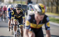 Niki Terpstra (NED/Direct Energie)<br /> <br /> 62nd E3 BinckBank Classic (Harelbeke) 2019 <br /> One day race (1.UWT) from Harelbeke to Harelbeke (204km)<br /> <br /> ©kramon