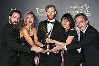 44th Creative Daytime Emmy Awards - Winners