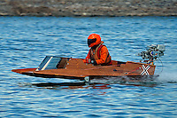 X    (Outboard Hydroplane)