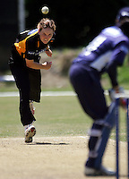 080105 Women's Cricket - Wellington Blaze v Auckland Hearts