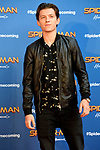 Europe Photo-Calls.<br /> Sipider-man: Homecoming.<br /> Tom Holland.