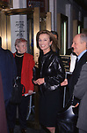 "Lee Radizwill attends the Opening Night of ""Tjhou Shault Not"" at the Plymouth Theater on October 26, 2001 in New York City."
