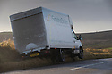 11/01/17<br />  <br /> ***WITH VIDEO***<br /> <br /> A small lorry is blow off the road and high winds continue to pin the vehicle on a bank lifting the wheels off the ground near Leek in the Staffordshire Peak District.<br /> All Rights Reserved F Stop Press Ltd. (0)1773 550665   www.fstoppress.com