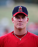 Nick Farnsworth / AZL Angels ..Photo by:  Bill Mitchell/Four Seam Images
