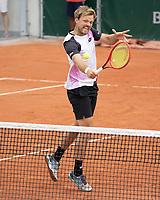 5th June 2021; Roland Garros, Paris France; French Open tennis championships day 7;   Kevin Krawietz GER