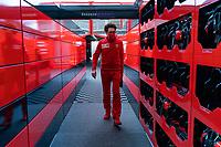 Grand Prix of Hungary Motorsports: FIA Formula One World Championship 2020, Grand Prix of Hungary, Mattia Binotto ITA, Scuderia Ferrari Mission Winnow, *** Local Caption *** Photo: COLOMBO IMAGES/Scuderia Ferrari Press Office/FIA Pool via HOCH ZWEI Budapest Hungary Poolfoto HOCH ZWEI/Pool/COLOMBO IMAGES ,EDITORIAL USE ONLY<br /> Hungaroring, Mogyorod, Hungary 18/07/2020 <br /> Formula 1 GP Ungheria <br /> Foto Imago/Insidefoto <br /> ITALY ONLY