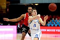 06-03-2021: Basketbal: Donar Groningen v ZZ Feyenoord: Groningen Donar speler Henry Caruso