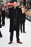 """Simon Day<br /> at the World Premiere of  """"King of Thieves"""", Vue Cinema Leicester Square, London<br /> <br /> ©Ash Knotek  D3429  12/09/2018"""