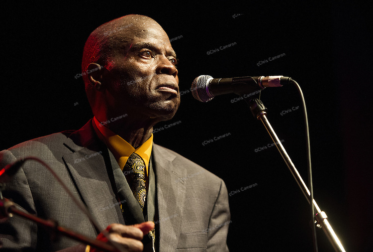 Maceo Parker at The Vogue Theatre on June 25, 2014 TD Vancouver International Jazz Festival