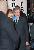 January 13 2018, PARIS FRANCE<br /> Premiere of the film Pentagon Papers at UGC Normandie Paris. Actress Kate Capshaw and director Steven Spielberg are present.