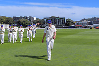 191022 Plunket Shield Cricket - Wellington Firebirds v Otago Volts