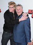 Jake Busey and Gary Busey attends The OpenRoad L.A. Premiere of Machete Kills hel dat The Regal Cinemas L.A. Live in Los Angeles, California on October 02,2012                                                                               © 2013 DVS / Hollywood Press Agency