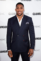 Anthony Joshua<br /> at the Glamour Women of the Year Awards 2017, Berkeley Square, London. <br /> <br /> <br /> ©Ash Knotek  D3274  06/06/2017