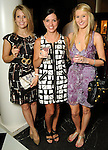 From left: Amanda Cochran, Megan Hayes and Cate Biggs at a private shopping party in celebration of Sex and the City 2 and benefitting the Rose Ribbon Foundation at Tootsie's Wednesday May 26,2010.  (Dave Rossman Photo)