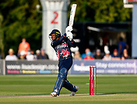Daniel Bell-Drummond hits out for Kent during Kent Spitfires vs Middlesex, Vitality Blast T20 Cricket at The Spitfire Ground on 11th June 2021