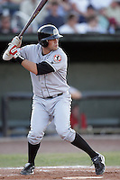 August 11, 2009: Frank Pfister of the Billings Mustangs.The Mustangs are the Pioneer League affiliate for the Cincinnati Reds. Photo by: Chris Proctor/Four Seam Images