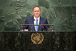 New Zealand<br /> H.E. Mr. John Key<br /> Prime Minister<br /> <br /> <br /> General Assembly Seventy-first session: Opening of the General Debate 71 United Nations, New York