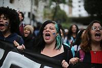 05.09.2018 - Protesto contra a reforma do Ensino Médio em SP