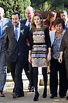 Princess Letizia Ortiz presided 'Discapnet Awards' from Fundacion Once in Madrid March 10th 2011...Photo: Miguel Cordoba / ALFAQUI