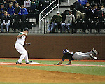 In what may have been the final meeting of the two baseball programs, the UNO Privateers defeated the Tulane Green Wave 4-1 in a game played at Turchin Stadium. In doing so, UNO also captured the First NBC Cup for the season by winning two of three games.