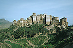 the picturesque stone village of Al-Hajjara, a former market site on the old Sanaa - AlHudayda road, occupies a mountain peak of its own.